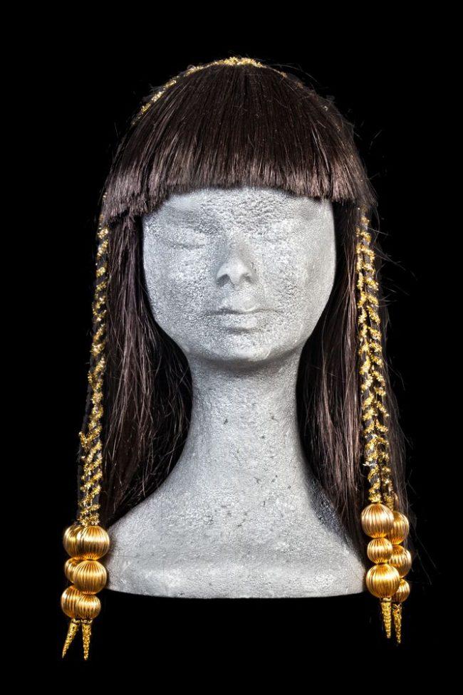 Parrucca Egitto 1