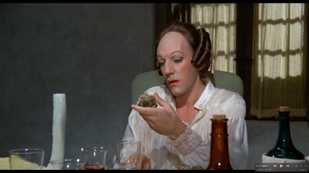 Donald Sutherland – Il Casanova di Federico Fellini